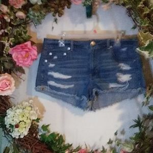 American Eagle outfitters high waist short